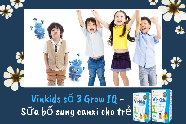 bổ sung canxi cho trẻ 7 tuổi, Sữa bổ sung canxi cho trẻ